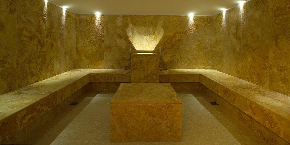 El origen del baño turco