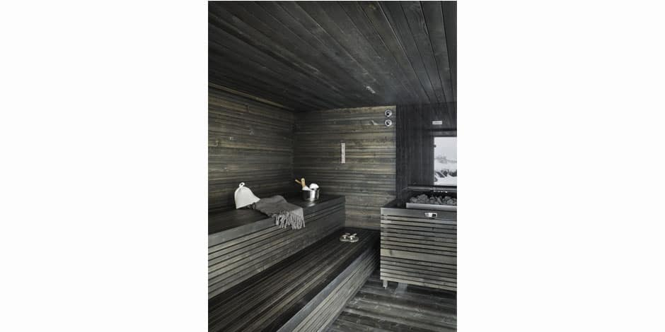 Sauna de Glamour Collection